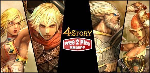4Story gioco mmorpg gratuito