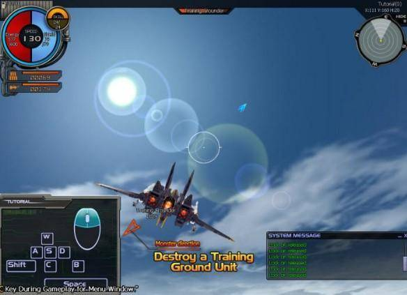 Ace Online gioco mmorpg