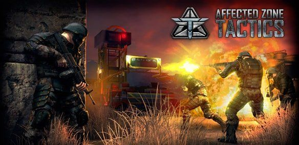 Affected Zone Tactics gioco mmorpg