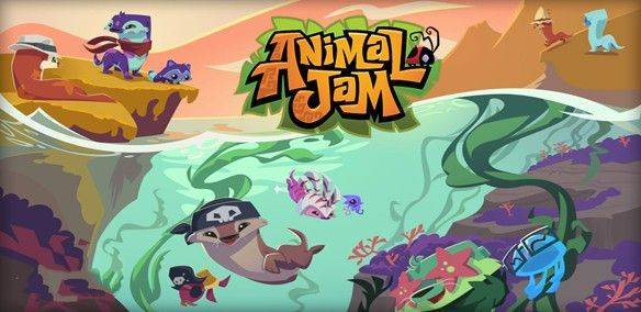 Animal Jam gioco mmorpg