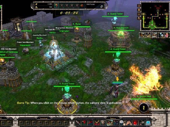 Avalon Heroes gioco mmorpg