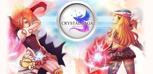 Crystal Saga gioco mmorpg gratuito