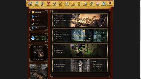 Days of Evil gioco mmorpg