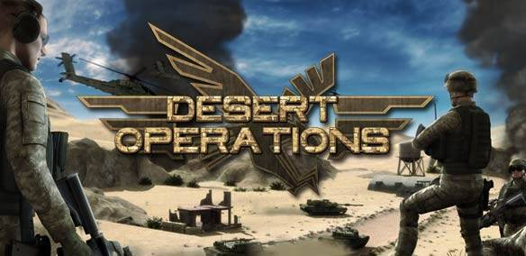 Desert Operations gioco mmorpg