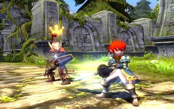Dragon Nest gioco mmorpg