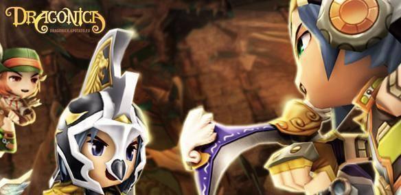 Dragonica gioco mmorpg gratuito