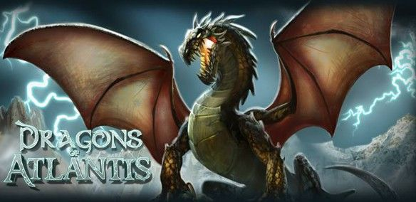 Dragons of Atlantis gioco mmorpg