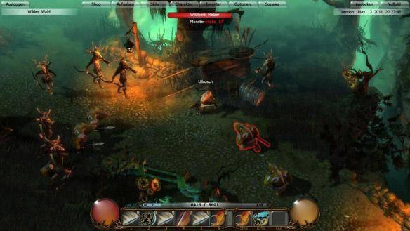 Drakensang Online gioco mmorpg