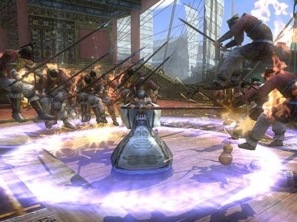 Dynasty Warriors gioco mmorpg