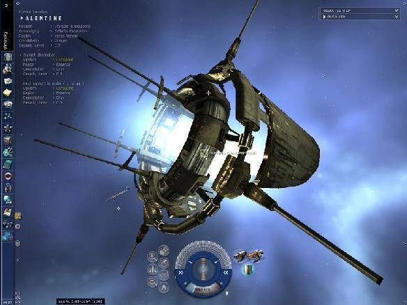 EVE Online gioco mmorpg