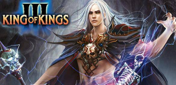 King of Kings 3 gioco mmorpg gratuito