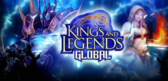 Kings and Legends gioco mmorpg gratuito