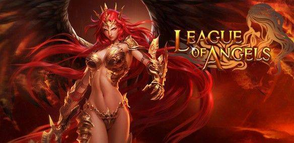 League of Angels gioco mmorpg