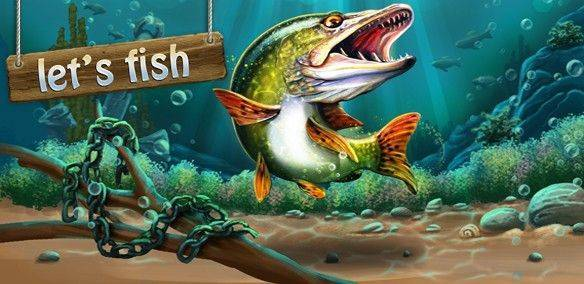 Let's Fish gioco mmorpg