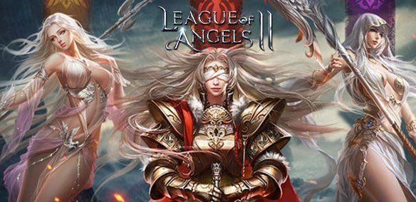League of Angels II gioco mmorpg gratuito