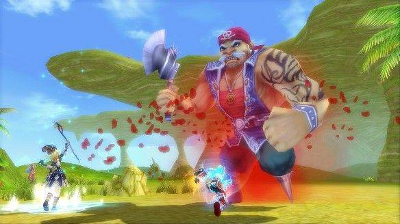 Lucent Heart gioco mmorpg