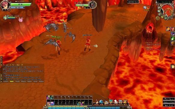 Luvinia Online gioco mmorpg