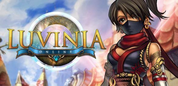 Luvinia Online gioco mmorpg gratuito
