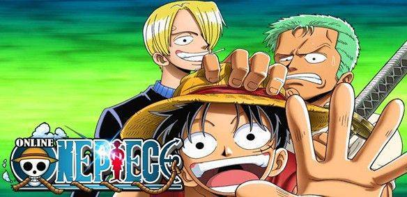 OnePiece Online gioco mmorpg
