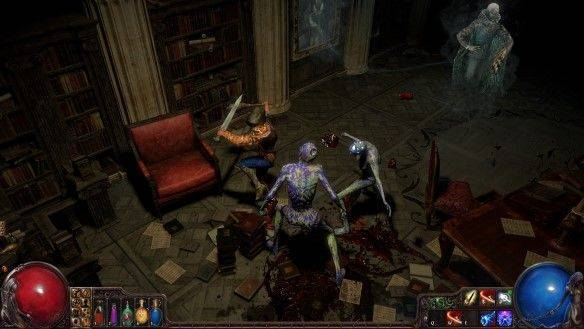 Path of Exile gioco mmorpg