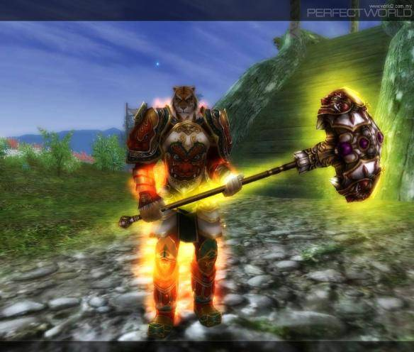 Perfect World gioco mmorpg