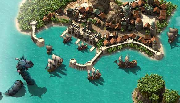 Pirate Storm gioco mmorpg