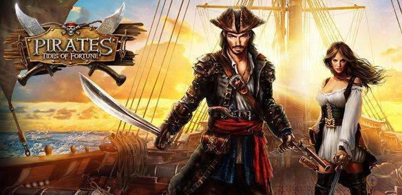 Pirates: Tides of Fortune gioco mmorpg