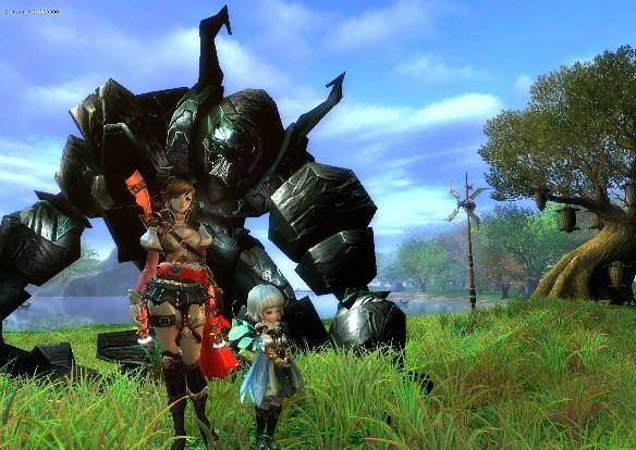 Prius Online gioco mmorpg