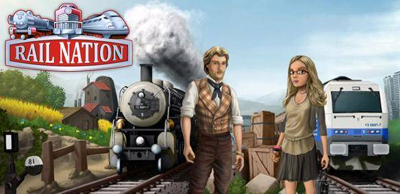Rail Nation gioco mmorpg gratuito