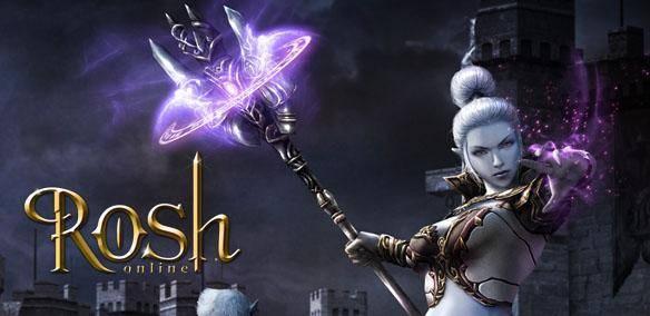 Rosh Online gioco mmorpg gratuito