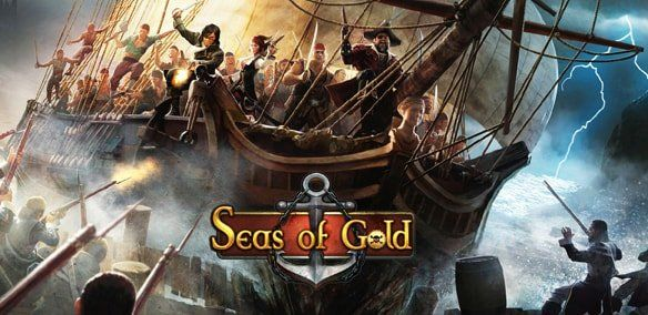 Seas of Gold gioco mmorpg gratuito