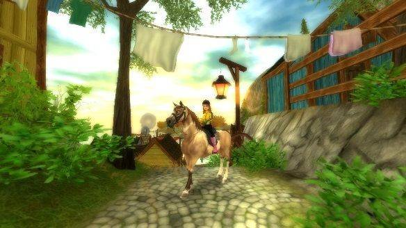 Star Stable gioco mmorpg