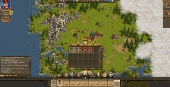 The Settlers Online gioco mmorpg