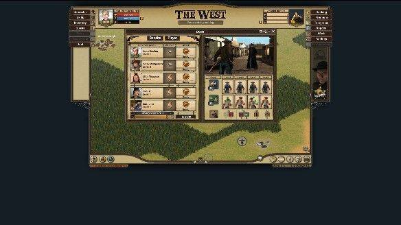 The West gioco mmorpg