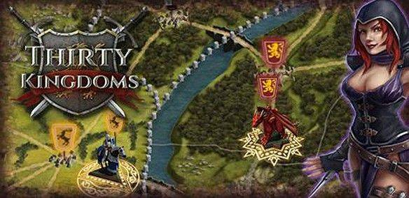 Thirty Kingdoms gioco mmorpg