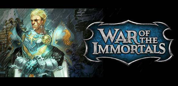 War of the Immortals gioco mmorpg gratuito