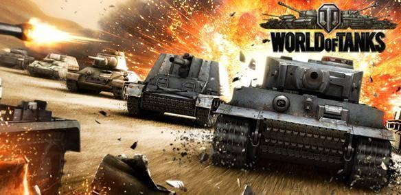 World of Tanks gioco mmorpg gratuito