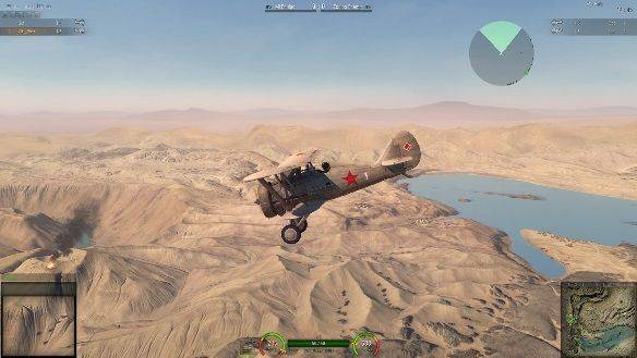 World Of Warplanes gioco mmorpg
